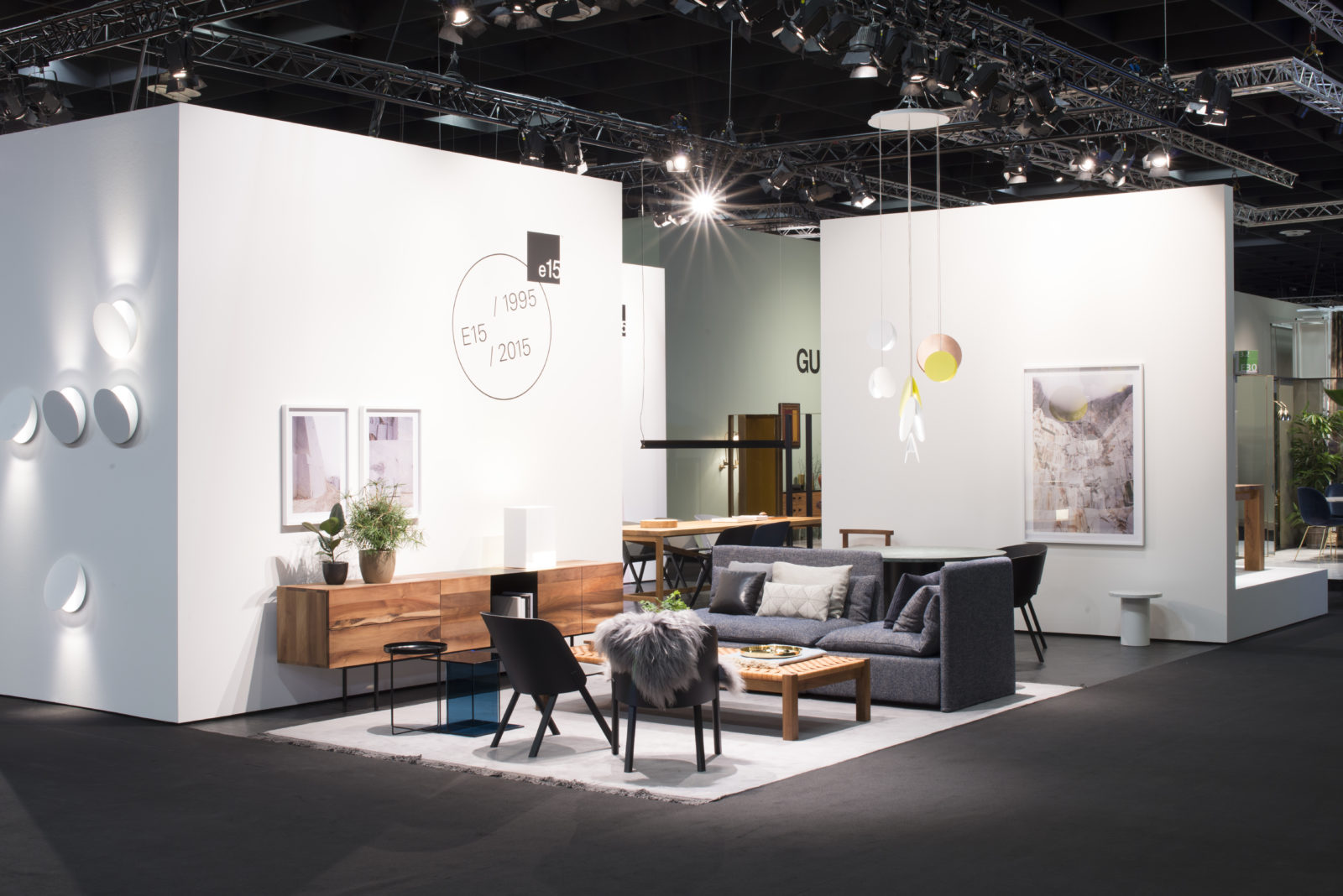 e15, imm Cologne 2015, Cologne  PHILIPP MAINZER